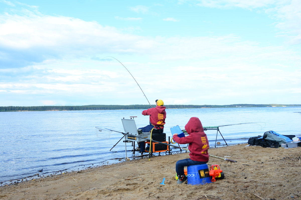 вконтакте рыбалка в чувашии