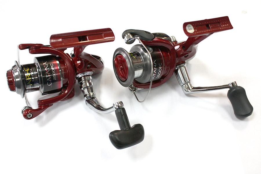 катушки рыболовные оригинальные